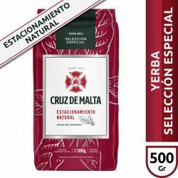 Yerba Mate Selección Especial Cruz de Malta x 500 g.