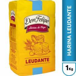 Harina de Trigo Leudante Don Felipe x 1 Kg.