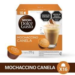 Café Tostado en Cápsulas Mocha Nescafé  Dolce Gusto x 16 un.