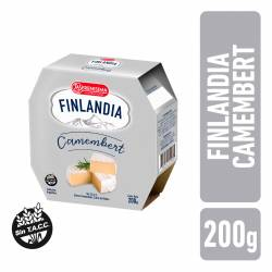 Queso Camembert Natural Finlandia x 200 g.