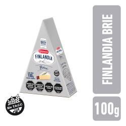 Queso Brie Natural Finlandia x 100 g.