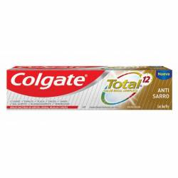 Crema Dental Total 12 Antisarro Colgate x 90 g.