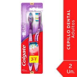 Cepillo Dental Twister 2X1 Colgate x 2 un.