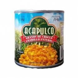Choclo Desgranado Amarillo Acapulco x 184 g.