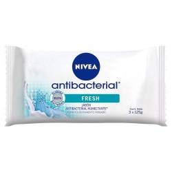 Jabón Antibacterial Fresh Nivea x 3 un.