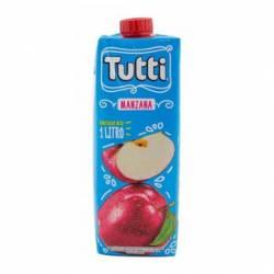 Jugo sabor Manzana Tetra Tutti x 1 Lt.