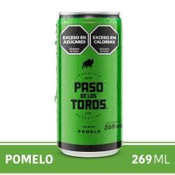 Gaseosa Pomelo Lata Paso de los Toros x 269 cc.
