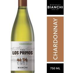 Vino Blanco Chardonnay Los Primos x 750 cc.