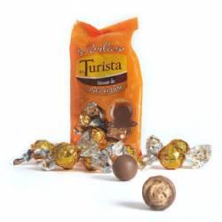 Bombón de Chocolate Perlas Surt. Del Turista x 120 g.