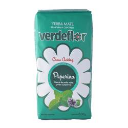 Yerba Compuesta con Peperina Verdeflor x 500 g.