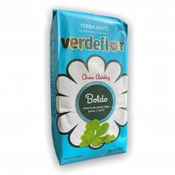 Yerba Compuesta con Boldo Verdeflor x 1 Kg.