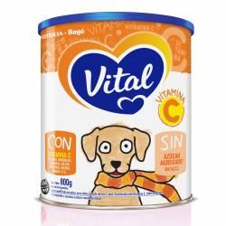Leche Modificada Fortificada Vitamina C Vital x 800 g.