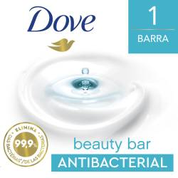 Jabón Tocador Cuida y Protege Dove x 90 g.