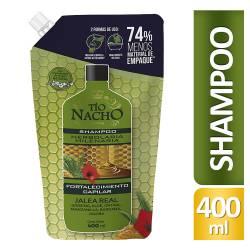 Shampoo Herbolaria Dp Tío Nacho x 400 cc.