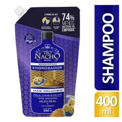 Shampoo Engrosador Dp Tío Nacho x 400 cc.