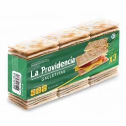 Galletitas Crackers La Providencia x 3 un.