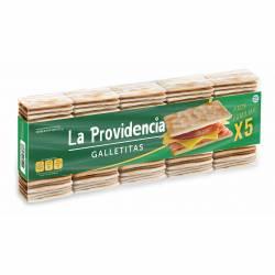 Galletitas Crackers La Providencia x 5 un. 505 g.