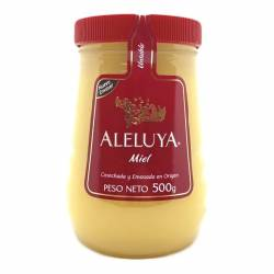 Miel de Abeja Untable Frasco Aleluya x 500 g.