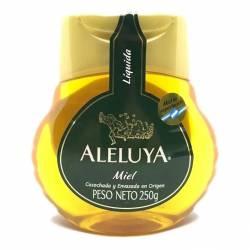 Miel de Abejas c/Dosificador Aleluya x 250 g.