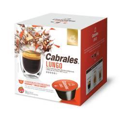 Café Tostado en Capsula Lungo Cabrales x 14 un.