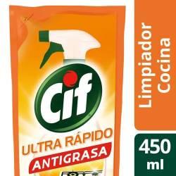 Limpiador Líquido Antigrasa Dp Lysoform x 450 cc.