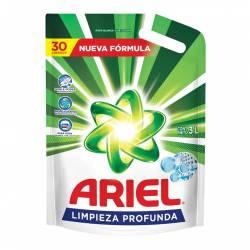 Jabón Líquido Limpieza. Profunda Dp Ariel x 3 Lt.