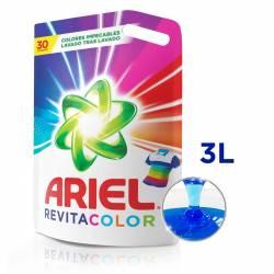 Jabón Líquido Revitacolor Dp Ariel x 3 Lt.