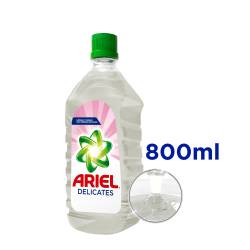 Jabón Líquido Ropa Fina Botella Ariel x 800 cc.