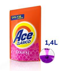 Jabón Líquido c/Suavizante Ace x 1,4 Lt.