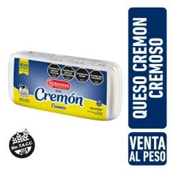 Queso Cremoso Cremón H. Fraccionado La Serenísima x 1 Kg.