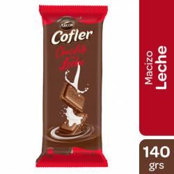 Chocolate con Leche Cofler x 140 g.