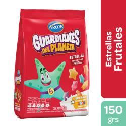 Cereales Estrellas sabor Frutilla Guardianes del Planeta x 150 g.