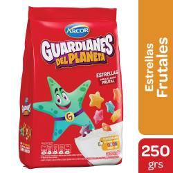 Cereales Estrellas sabor Frutilla Guardianes del Planeta x 250 g.