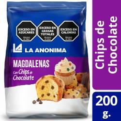 Madalena Chips La Anónima x 200 g.