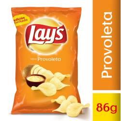 Papas Fritas sabor Provoleta Lays x 86 g.