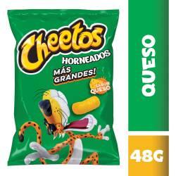 Palitos de Maíz con Queso Cheetos x 48 g.