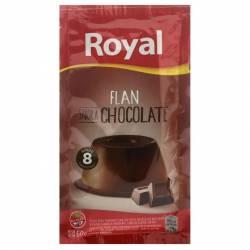 Flan de Chocolate Royal x 60 g.