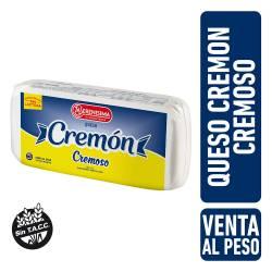 Queso Cremoso Cremón Horma Entera La Serenísima x 1 Kg.