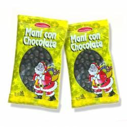 Maní con Chocolate Cannettine x 80 g.