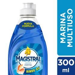 Detergente Líquido Multiuso Marina Magistral x 300 cc.