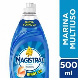Detergente Líquido Multiuso Marina Magistral x 500 cc.