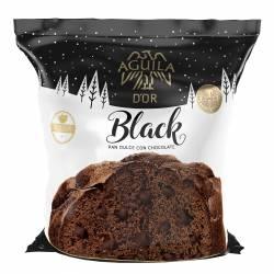 Pan Dulce con Chocolate Black Águila x 400 g.