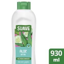 Acondicionador Aloe Detox Suave x 930 cc.