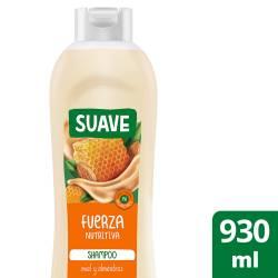 Shampoo Fuerza Nutritiva Miel Suave x 930 cc.