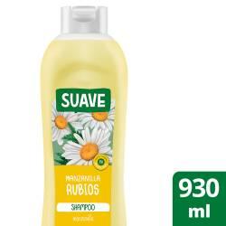 Shampoo Manzanilla Rubios Suave x 930 cc.