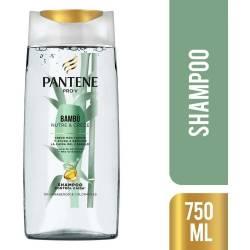 Shampoo Bambú Pantene x 750 cc.