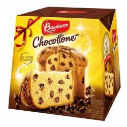 Pan Dulce c/Chips Chocolate Chocottone Bauducco x 100 g.