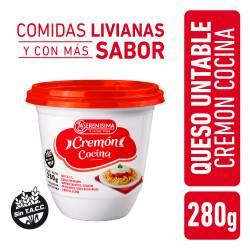 Queso Untable Cremón Cocina La Serenísima x 280 g.