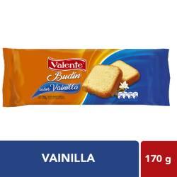 Budín de Vainilla Valente x 170 g.