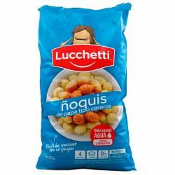Harina Premezcla Ñoquis Lucchetti x 500 g.